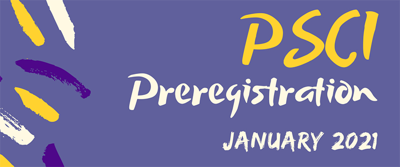 PSCI PREREGISTRATION Jan 2021